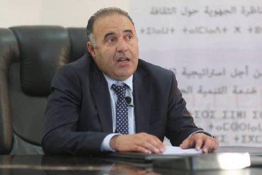 """عبد الرحيم بوعزة """"رئيس مجلس عمالة شفشاون"""""""